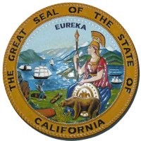 California State Seal in full color
